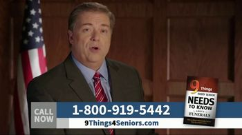 Londen Insurance Group TV Spot, 'Nine Things Every Senior Needs to Know' - Thumbnail 5