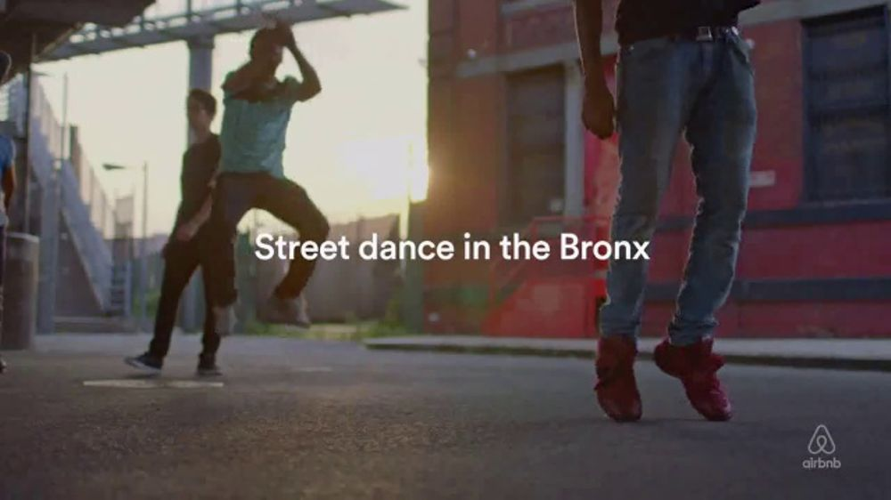 Airbnb TV Commercial, 'Experience NYC With Locals'