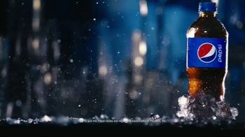 Pepsi TV Spot, 'Bottle Glide'