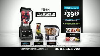 Ninja Intelli-Sense Kitchen System TV Spot, 'Creativity in the Kitchen' - Thumbnail 9
