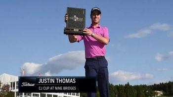 Titleist TV Spot, 'Winners' Circle: Justin Thomas' - Thumbnail 9