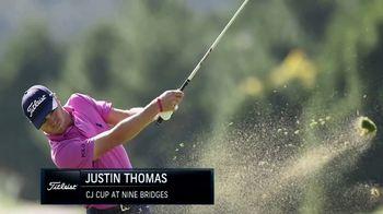 Titleist TV Spot, 'Winners' Circle: Justin Thomas' - Thumbnail 2