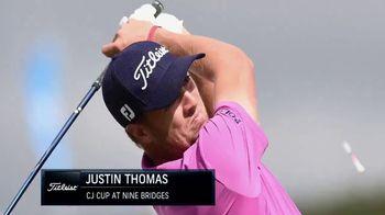 Titleist TV Spot, 'Winners' Circle: Justin Thomas' - Thumbnail 3