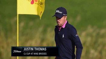 Titleist TV Spot, 'Winners' Circle: Justin Thomas' - Thumbnail 5