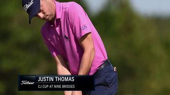 Titleist TV Spot, 'Winners' Circle: Justin Thomas' - Thumbnail 7