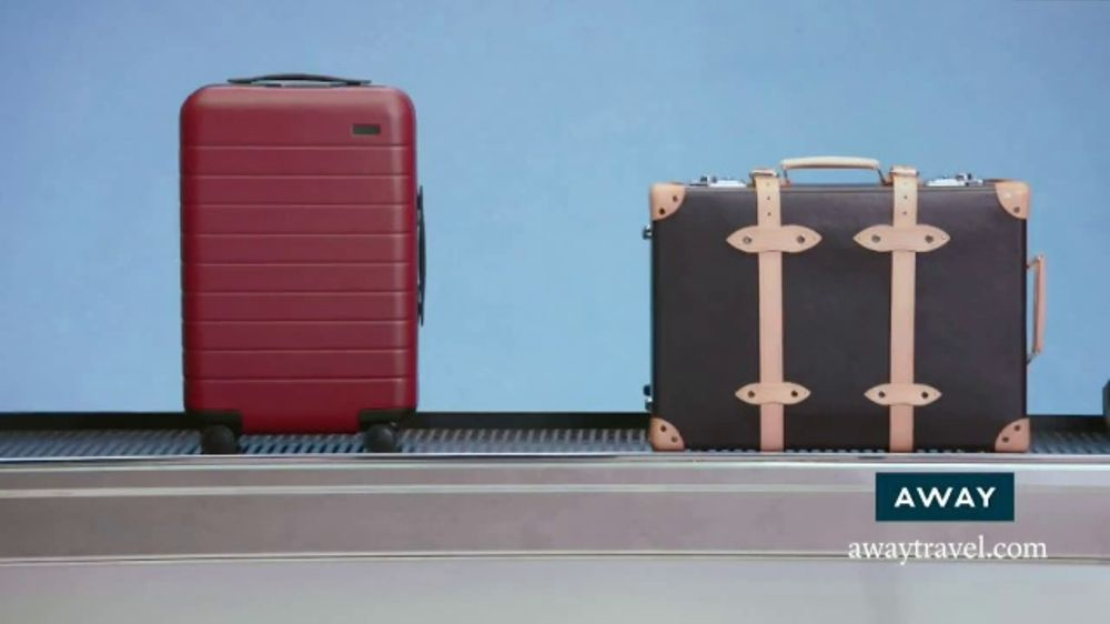 Away Luggage Tv Commercial Thoughtfully Designed Luggage