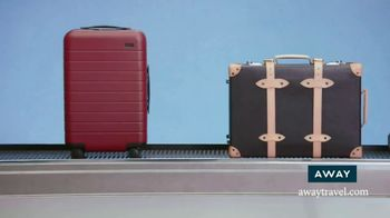 Away Luggage TV Spot, 'Thoughtfully-Designed Luggage' Song by Passion Pit