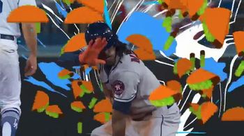 Taco Bell Steal a Base, Steal a Taco TV Spot, '2017 World Series: Maybin' - Thumbnail 6