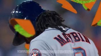 Taco Bell Steal a Base, Steal a Taco TV Spot, '2017 World Series: Maybin' - Thumbnail 7