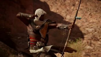 Assassin's Creed: Origins TV Spot, 'Legend of the Assassin' - Thumbnail 9