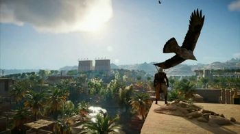 Assassin's Creed: Origins TV Spot, 'Legend of the Assassin' - 183 commercial airings