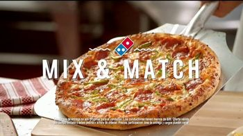 Domino's Mix & Match TV Spot, 'Las familias' [Spanish] - Thumbnail 7