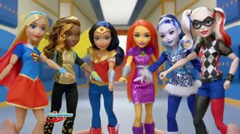 DC Super Hero Girls Action Dolls TV Spot, 'Wonder Woman' - Thumbnail 10