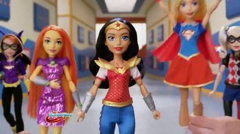 DC Super Hero Girls Action Dolls TV Spot, 'Wonder Woman' - Thumbnail 2