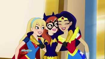 DC Super Hero Girls Action Dolls TV Spot, 'Wonder Woman' - Thumbnail 9