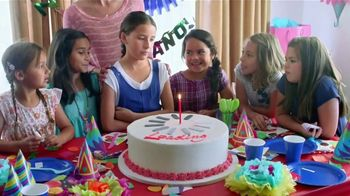 MetroPCS Unlimited LTE Data TV Spot, 'Cake' [Spanish] - Thumbnail 5