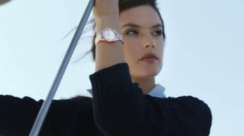 OMEGA Seamaster Aqua Terra TV Spot, 'My Choice' Feat. Alessandra Ambrosio
