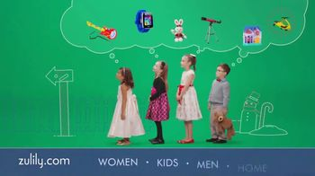 Zulily TV Spot, 'Holiday Wish List'