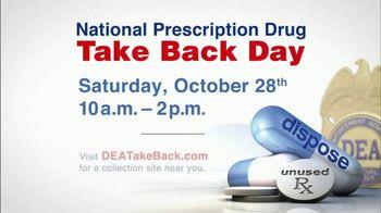 DEA TV Spot, '2017 Prescription Drug Take Back Day' - Thumbnail 10