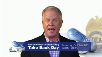 DEA TV Spot, '2017 Prescription Drug Take Back Day' - Thumbnail 8