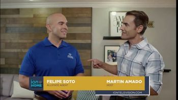 Allstate TV Spot, 'Ion Television: Simple Changes' Featuring Martin Amado - Thumbnail 6