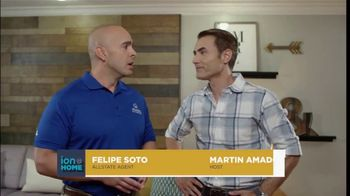 Allstate TV Spot, 'Ion Television: Simple Changes' Featuring Martin Amado - Thumbnail 7