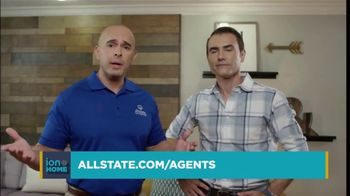 Allstate TV Spot, 'Ion Television: Simple Changes' Featuring Martin Amado - Thumbnail 8