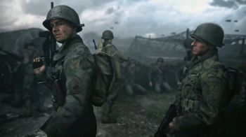 Call of Duty: WWII TV Spot, 'A Mighty Endeavor' - 317 commercial airings