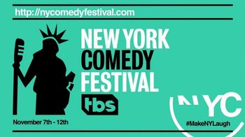 2017 New York Comedy Festival TV Spot, 'Six Days of Comedy' - Thumbnail 10