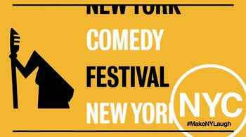 2017 New York Comedy Festival TV Spot, 'Six Days of Comedy' - Thumbnail 2