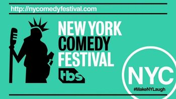 2017 New York Comedy Festival TV Spot, 'Six Days of Comedy' - Thumbnail 9