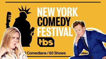 2017 New York Comedy Festival TV Spot, 'Six Days of Comedy' - 2 commercial airings