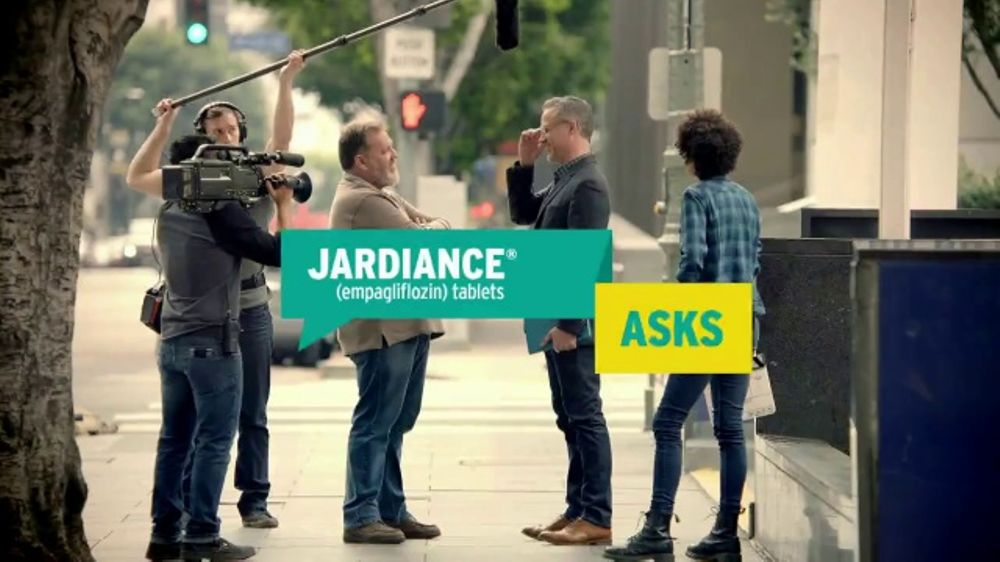 Jardiance TV Commercial, 'Good News'