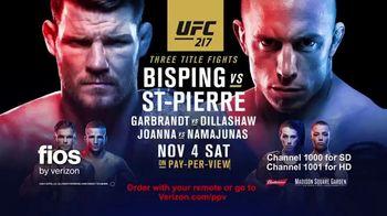 UFC 217: Bisping vs. St-Pierre thumbnail