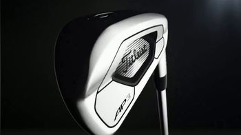 Titleist 718 AP3 Irons TV Spot, 'Breakthrough Forgiveness' - Thumbnail 3