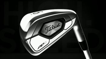 Titleist 718 AP3 Irons TV Spot, 'Breakthrough Forgiveness'