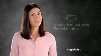 Angie's List TV Spot, 'I Use Angie's List' - Thumbnail 4