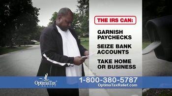Optima Tax Relief TV Spot, 'Will: Pink Slip'