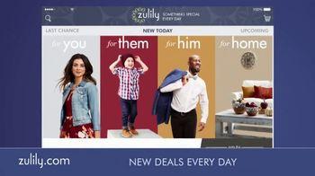 Zulily TV Spot, 'Holiday Decor' - Thumbnail 2