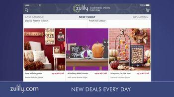 Zulily TV Spot, 'Holiday Decor' - Thumbnail 3