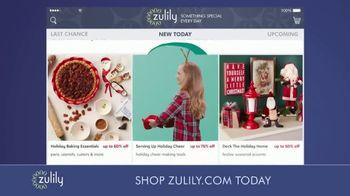 Zulily TV Spot, 'Holiday Decor' - Thumbnail 6