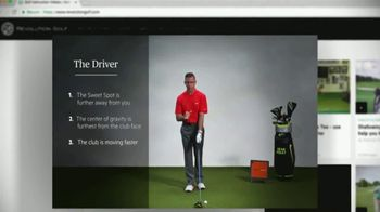Revolution Golf TV Spot, 'Golf Analysis Tool' Featuring Sean Foley - Thumbnail 6