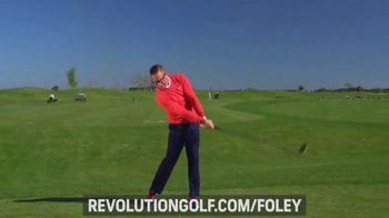 Revolution Golf TV Spot, 'Golf Analysis Tool' Featuring Sean Foley - Thumbnail 9