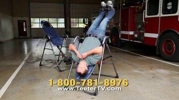 Teeter Hang Ups TV Spot, 'Better Back' - Thumbnail 4