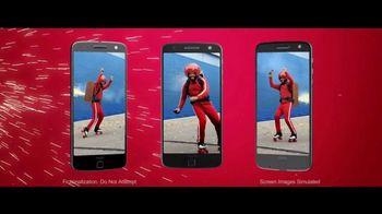 Motorola Moto Z Droid TV Spot, 'Different Is Better: Free Projector Mod' - Thumbnail 4