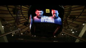 UFC 217 TV Spot, 'Bisping vs. St-Pierre: Leyendas' [Spanish] - Thumbnail 3