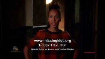 National Center for Missing & Exploited Children TV Spot, 'Equal' - 1 commercial airings