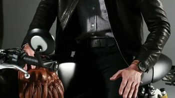 Tissot Chrono XL TV Spot, 'Motorcycle' - Thumbnail 1