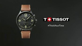 Tissot Chrono XL TV Spot, 'Motorcycle' - Thumbnail 8