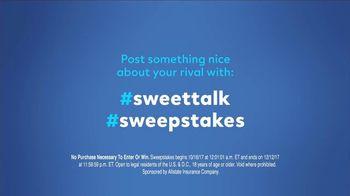 Allstate TV Spot, 'ESPN: Sweet Stakes' Feat. Desmond Howard - Thumbnail 9